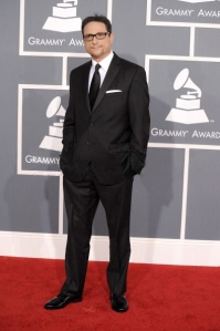 Al Conti at the Grammy's