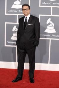 Al Conti at the Grammy's