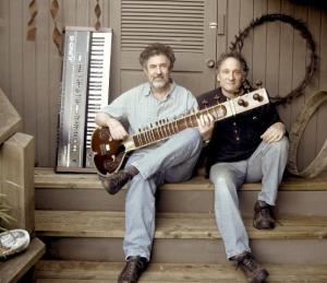 Tim White & Joe Paulino