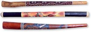 didgeridoo's