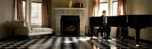 Steven C piano room