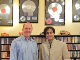 Engineer Brian Vibberts & Rupam