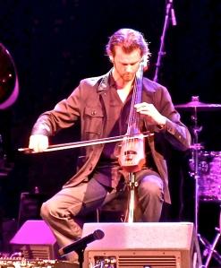 Matthew in concert