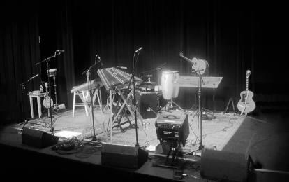 Erwilian stage set