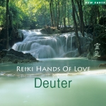 CD cover - Reiki Hands of Love (Deuter)