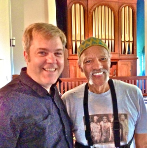 Dan and Charles Neville
