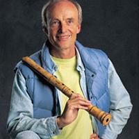 photo Deuter with flute