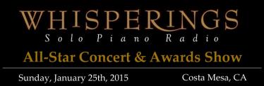 awards concert banner
