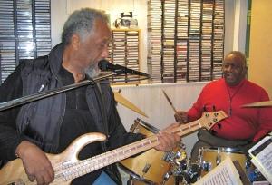 Chuck Rainey & Bernard Purdie
