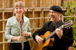 Eric Tingstad and Nancy Rumbel