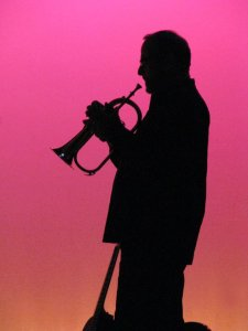 Jeff silhouette
