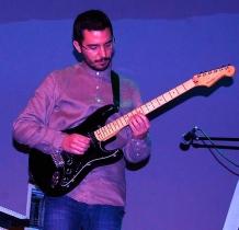 Jose Luis elec. guitar
