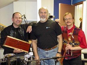 Andy & Al w/ John Diliberto of Echoes radio