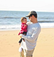 Tim and daughter