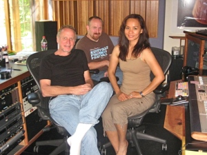 Will Ackerman, Tom Eaton, and Lynn Yew Evers