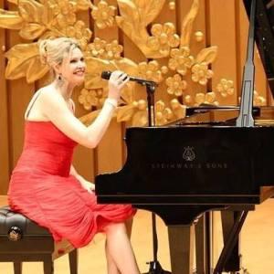 Fiona in concert