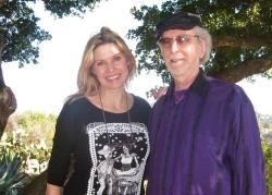 Fiona Joy & Michael Diamond at Blue Coast Records session