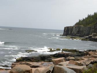Acadia inside shot