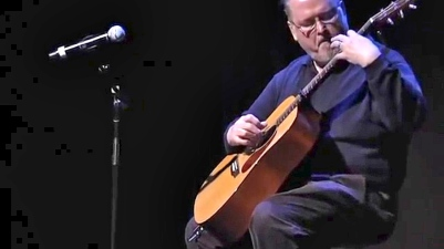 Bob Kilgore in a TEDx performance